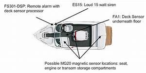 Sb-dsp Professional Ski Boat Alarm