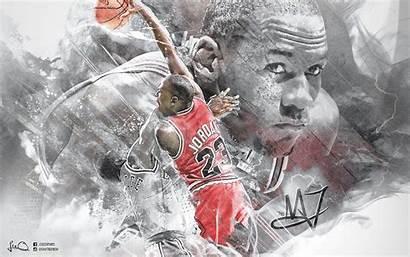 Jordan Michael Dunk Wallpapers Bulls Chicago Desktop