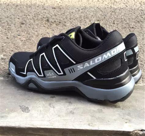 jual sepatu adidas salomon pria sport olahraga casual running sneakers murah di lapak sepatu