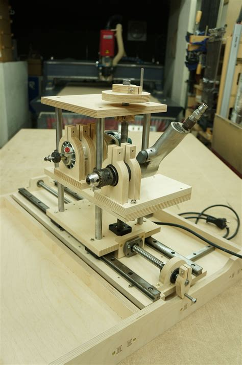 woodworking multi router horizontal router  drill furniture object pinterest