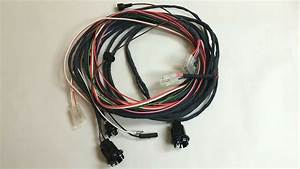 1963 63 Chevy Impala Rear Light Wiring Harness Sport Coupe