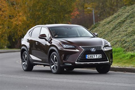 Lexus NX SUV 2020 review   Carbuyer