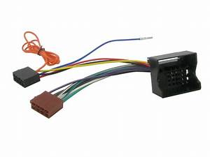 Peugeot 207 307 308 407 Iso Wiring Harness Pc2