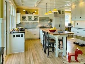 Küche Mit Integriertem Tisch : k cheninsel zu hause 30 stilvolle einrichtungsideen f r ihre k che ~ Bigdaddyawards.com Haus und Dekorationen