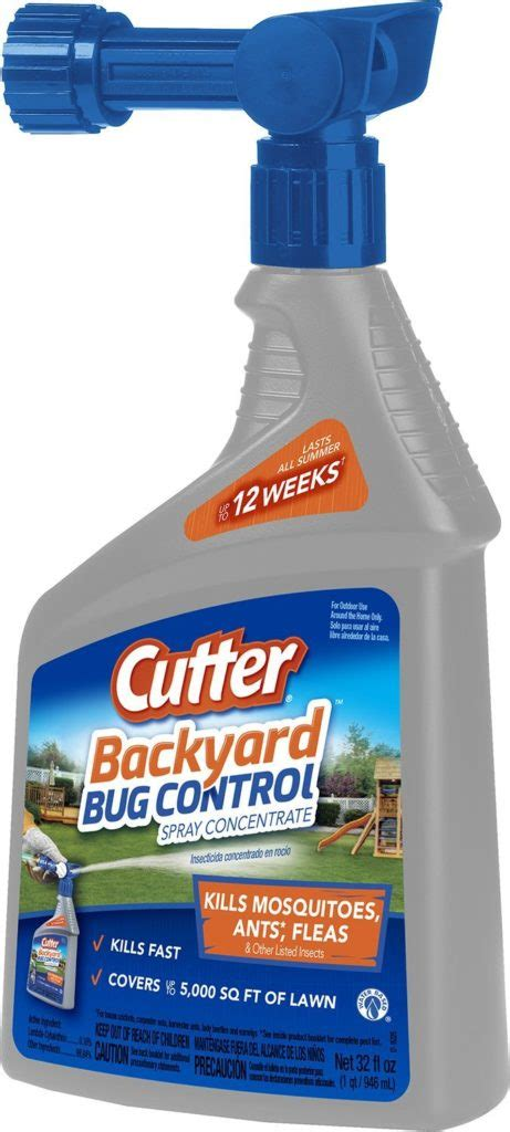 Cutter Backyard Bug Safe For Pets by Lawn Pest Best Lawn Insect Killers Insect Cop