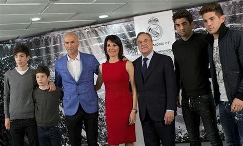 zidane nuevo entrenador del real madrid conoces  su