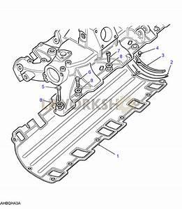 Inlet Manifold-gasket - V8 3 5l Carburetter