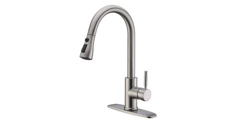 best pull out kitchen faucet review 10 best pull out kitchen faucets in 2019 reviews guide