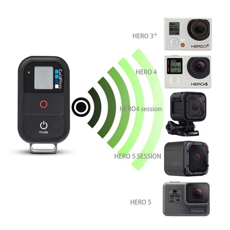 original gopro wifi remote smart remote armte 001