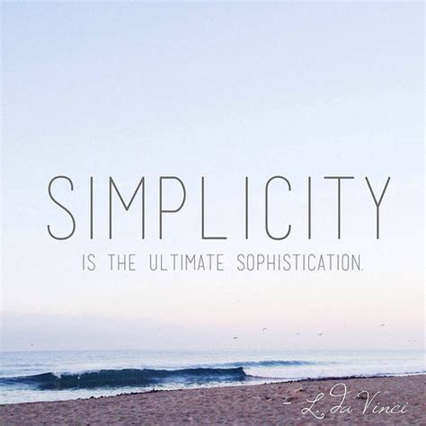simplicity quotes quote beach ocean simple quotes