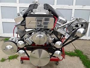 Sold    1993 Corvette 5 7l Lt1 Engine W   Billet Alum