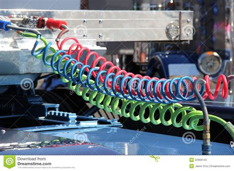 air truck lines colorful vrachtwagen trailer semi line righe camion variopinte aria cab kleurrijke lucht lijnen