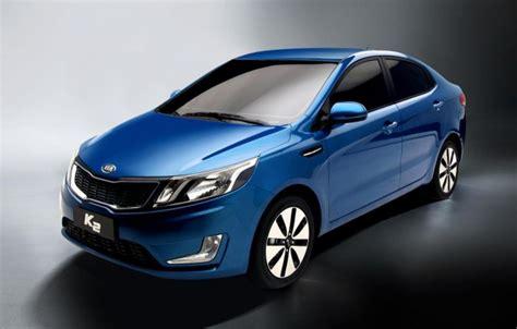 Kia Cars 2012 Models