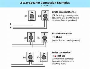 4 Ohm Speaker Wiring Diagram