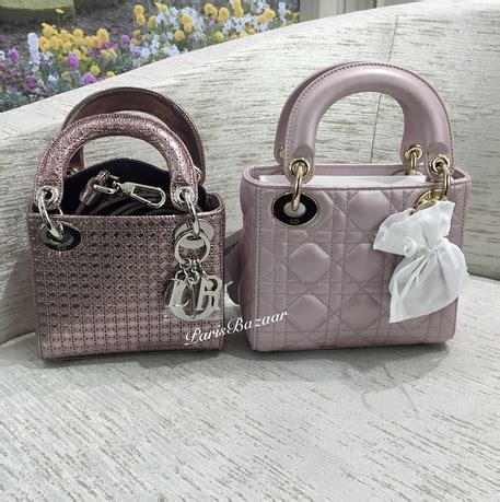 lady dior micro bag  springsummer  collection spotted fashion