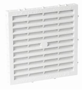 Grille De Ventilation Nicoll : grille de ventilation sp cial fa ade sceller ~ Dailycaller-alerts.com Idées de Décoration
