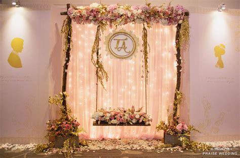 magical fairytale inspired wedding decor featuring
