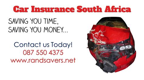 Car Insurance Quotes South Africa Phone (087) 550-4375 Car