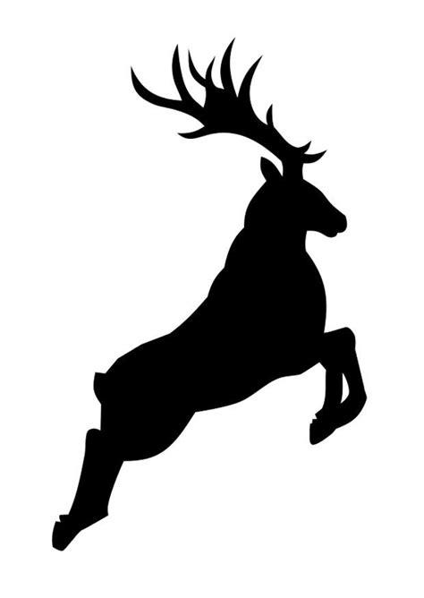 malarbild hjort bild