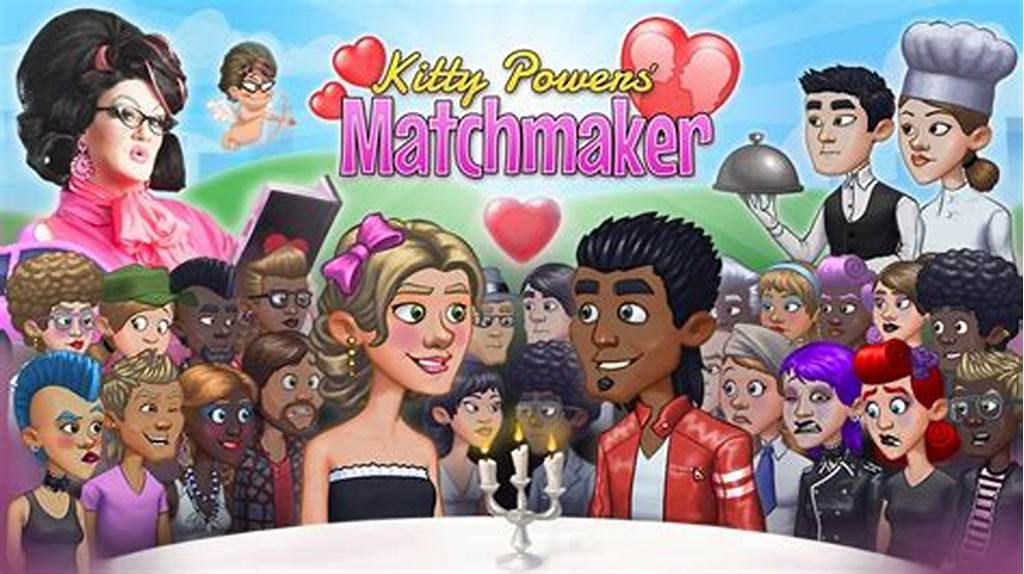 #Kitty #Powers' #Matchmaker #Pairs #Up #With #Steam #For #Release