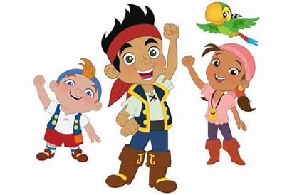 Pirates Neverland Jake Jack Pirate Clip Characters