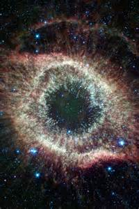 Black Hole Outer Space Nebula
