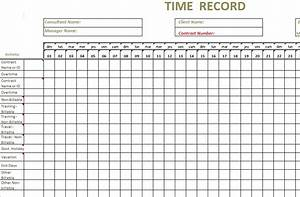 best photos of hours timesheet template billable hours With consultant time tracking template