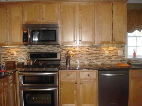 kitchen backsplash ideas for light wood cabinets best 25 brown painted cabinets ideas on brown