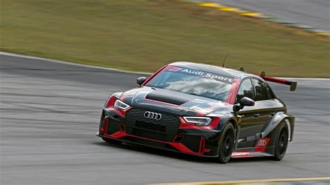 Rs Garage by Audi Rs3 Lms Touring Car Track Test Car Magazine