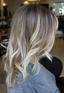 Balayage Ombré Blond : 90 best images about balayage and ombre on pinterest ~ Carolinahurricanesstore.com Idées de Décoration