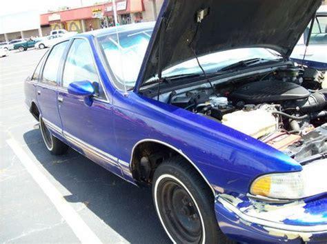 auto air conditioning service 1994 chevrolet caprice classic engine control purchase used 1994 chevrolet caprice classic ls sedan 4 door 5 7l in lumberton mississippi