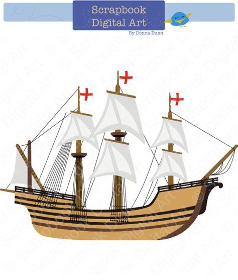 Cartoon Mayflower Boat by Mayflower Clipart Free Download Best Mayflower Clipart