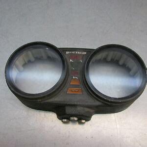 bmw airhead speedometer tachometer housing cover r75 6 r90 6 r90s r100rs r100rt ebay
