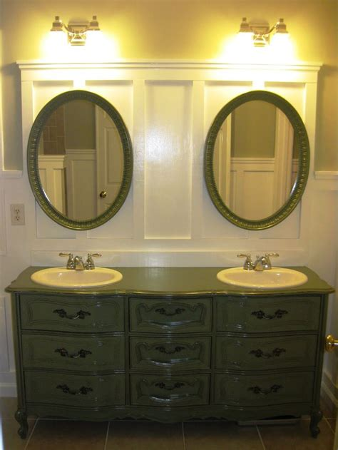 I Love Bathroom Vanities Made Out Of Old Dressers And