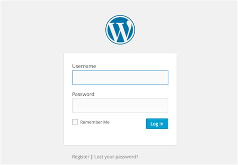 Wordpress Change Text Labels On Login & Lost Password Pages