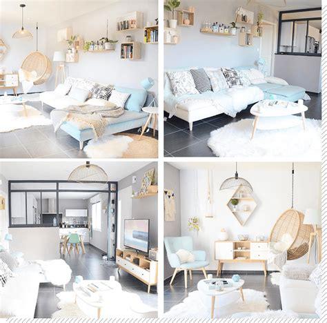 cuisine en bois brut salon scandinave top 10 instagram décoration créative