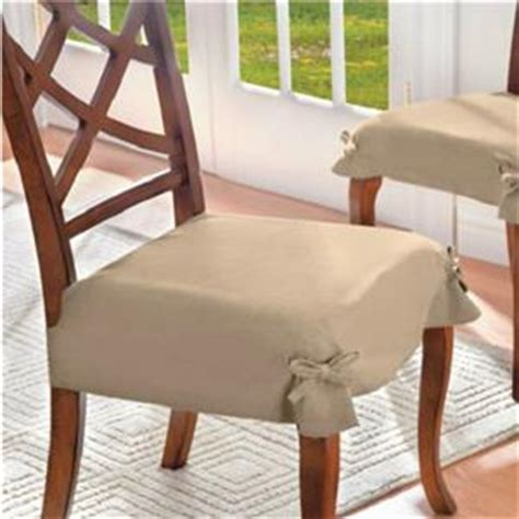 set   adjustable microsuede dining chair covers seat slipcover table linens ebay