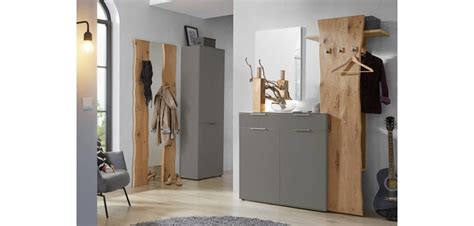 Die modernen designs von garderobenständern zeichnen sich durch ihre vielfalt aus. GARDEROBE CELONA - Fango/Eichefarben, MODERN, Holz ...