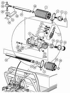 Club Car Golf Cart Parts Diagram