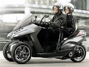 Bmw 3 Roues : 3 roues pour le scooter hybride de peugeot ~ Melissatoandfro.com Idées de Décoration