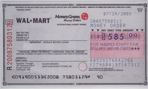 blank check sample   fill   moneygram money