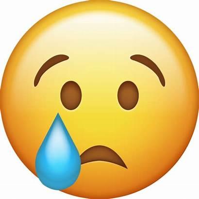 Emoji Crying Iphone Icon Island