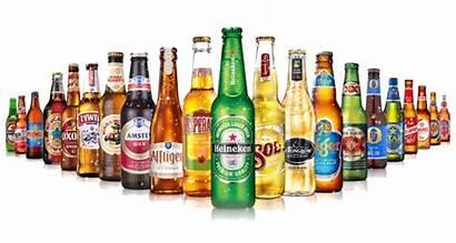 Heineken Brands Shown Inside Reason