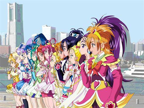 Anime Pretty Wallpaper - pretty cure hd wallpaper and background image