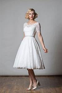 1068 penny tea length short wedding dress 1920s vintage With short style wedding dresses