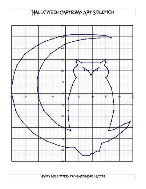 Cartesian Art Halloween Owl