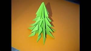Tannenbaum Selber Basteln : tannenbaum falten weihnachtsbaum selber basteln ideen f r weihnachtsdeko youtube ~ Yasmunasinghe.com Haus und Dekorationen