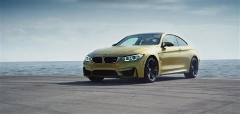New Bmw M4 Coupe Commercial