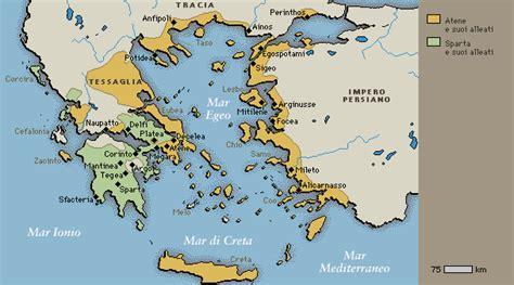Cartina Guerre Persiane by Historia Magistra Vitae Aprile 2014