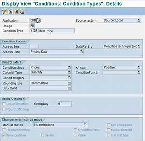 Pricing Validations Using Requirement Routine - Crm